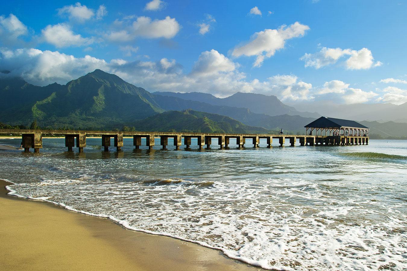 Hanalei Bay, Hawaii - Travel & Tourism Marketing